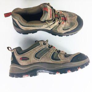 Nevados Men Brown Hiking Boomerang II Low Shoes